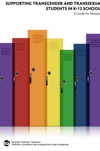Supporting Transgender and Transsexual Students in K-12 Schools